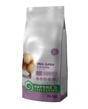 Nature's Protection -NATURES PROTECTION DOG MINI JUNIOR 500G