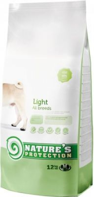Nature's Protection -NATURES PROTECTION DOG LIGHT 12KG