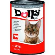 Dolly pets DOLLY CAT KONZERV MARHA 415G