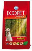 Ecopet ECOPET NATURAL ADULT 2,5KG