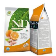 Farmina N&D GRAIN FREE HAL+NARANCS 2,5KG
