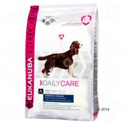 EUKANUBA EUKANUBA DAILY CARE OVERWEIGT/STERILISED 12,5kg