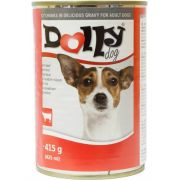 Dolly pets DOLLY DOG KONZERV MARHA 415GR