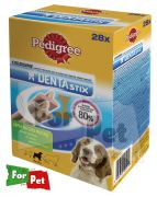 Pedigree -PEDIGREE DENTA STIX SMALL 28 DB-OS