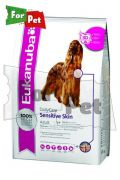 EUKANUBA EUKANUBA DAILY CARE SENSITIVE SKIN 12KG