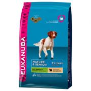 EUKANUBA EUKANUBA MATURE & SENIOR LAMB & RICE 2,5 KG