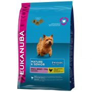 EUKANUBA EUKANUBA MATURE & SENIOR SMALL BREED 1kg