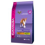 EUKANUBA EUKANUBA PUPPY MEDIUM 15KG