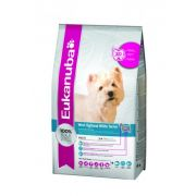 Eukanuba EUKANUBA BREED WEST HIGHLAND TERRIER 2,5KG