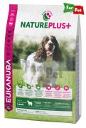 Eukauba Eukanuba NaturePlus Adult medium lamb 10kg