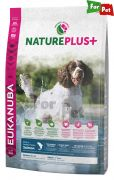 Eukauba Eukanuba NaturePlus Adult medium salmon 14kg
