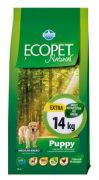 Ecopet ECOPET NATURAL PUPPY MEDIUM 14KG
