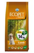 Ecopet ECOPET NATURAL LAMB MEDIUM 14KG