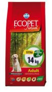 Ecopet ECOPET NATURAL ADULT MEDIUM 14KG