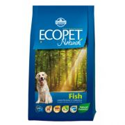 Ecopet ECOPET NATURAL FISH MEDIUM 14KG