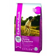 Eukanuba EUKANUBA WORKING & ENDURANCE ALL BREEDS 15KG