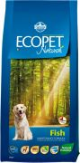 Ecopet ECOPET NATURAL FISH MAXI 14KG