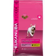 Eukanuba EUKANUBA ADULT SMALL BREED WEIGHT CONTROL TÚLSÚLYOS KUTYÁKNAK 1KG