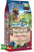 Happy&Fit Natural Adult Active 12kg