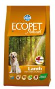 Ecopet ECOPET NATURAL LAMB MINI 14KG