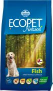 Ecopet ECOPET NATURAL FISH MINI 14KG