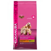 Eukanuba EUKANUBA ADULT MEDIUM BREED WEIGHT CONTROL TÚLSÚLYOS KUTYÁKNAK 3KG